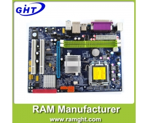 wholesale China motherboard with G41 ICH9/ICH10 chipset for ddr3 ddr2