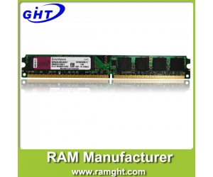memory ram 1gb ddr2 800mhz for desktop with low density