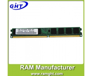 ddr2 1gb ram desktop 667mhz pc2-5300 with ETT chips