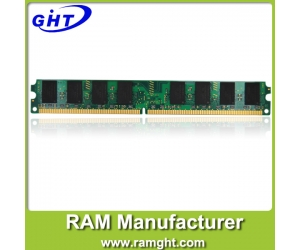 low density ddr2 ram 2gb 800mhz pc2-6400 from GHT