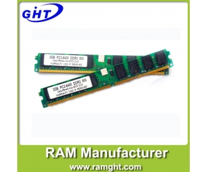 ddr2 desktop ram 2gb 800mhz in stock