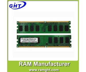 ETT chips ddr2 4gb memoria ram for computer