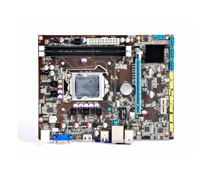 Shenzhen Factory Fast Delivery Notebook Chip Supports Ddr3 Dual Channel Intel Hm55 Motherboard