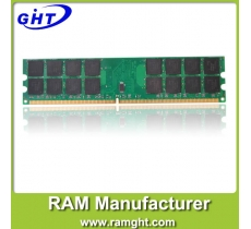 desktop ram ddr2 2gb 32chips 667mhz pc2-5300  with ETT chips