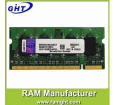 laptop ram ddr2 1gb 800mhz with ETT chips accept paypal