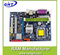 g41 socket 775 motherboard with ddr3 and ddr2 for desktop
