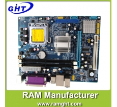 gm965 motherboard Supports DDR2 800/667/533 memory
