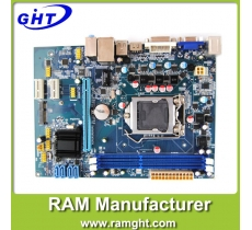 motherboard h61 lga1155 CPU for desktop support ddr3 1333 1066 800 memory