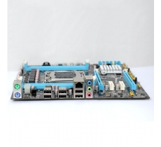 X79 motherboard for Server support REG ECC