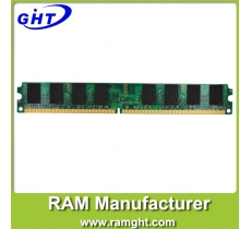 2gb ddr2 desktop ram disk with ETT chips