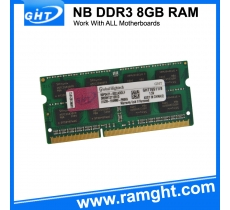 sodimm 1600mhz ddr3 8gb ram for laptop
