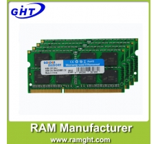 Full compatible ddr3 laptop ram 8gb 1333mhz