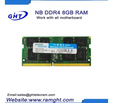 China supplier best price ddr4 8gb sodimm ram wholesale