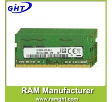 GHT factory used laptop ram ddr4 4gb 2133mhz 260-pin pc17000 cheap price