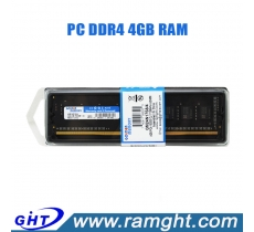 Work with all motherboard ddr4 4gb 2400 pc-19200 cl17 ram