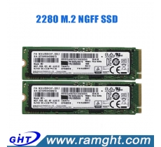 2280size 128gb storage MLC NAND Flash ngff ssd solid state hard drive