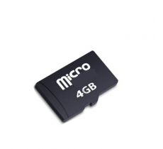 Cheap best price class 4 micro card 4gb
