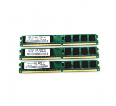 memory ram ddr2 6400 1gb 128*8 16ic desktop